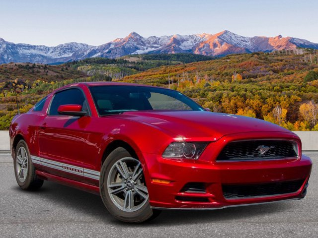 Pre-Owned 2013 Ford Mustang V6 Coupe