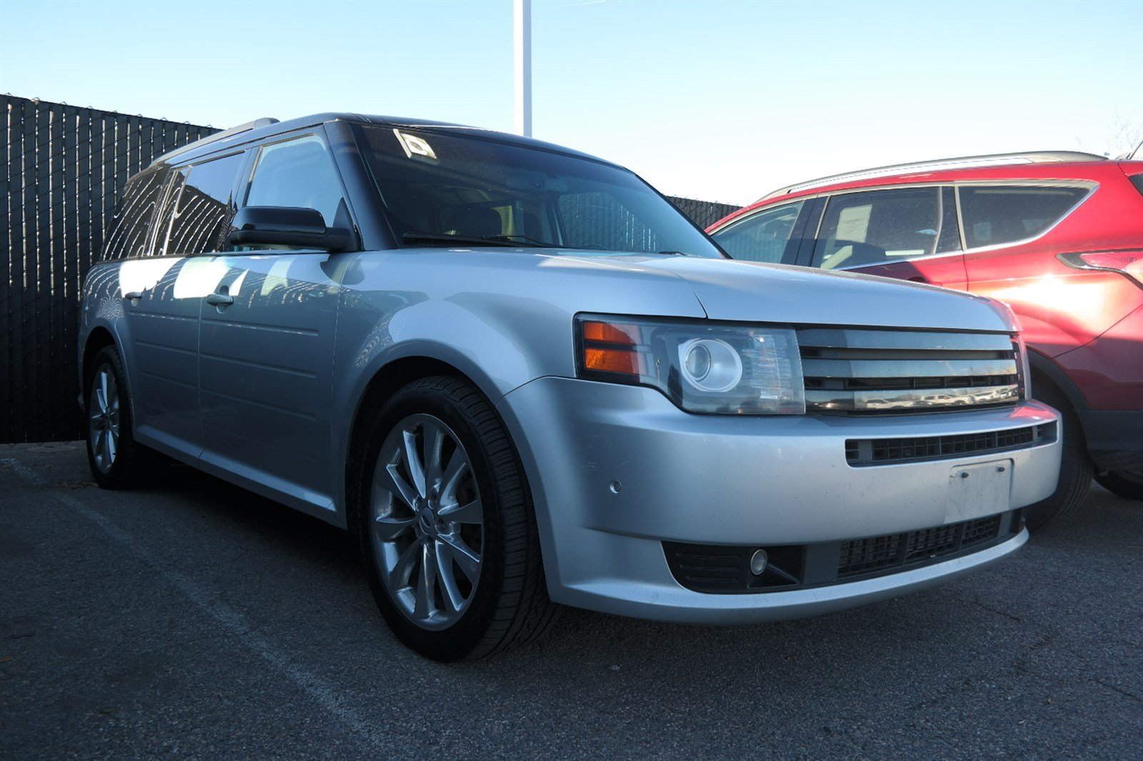 Pre owned 2012 ford flex titanium w ecoboost