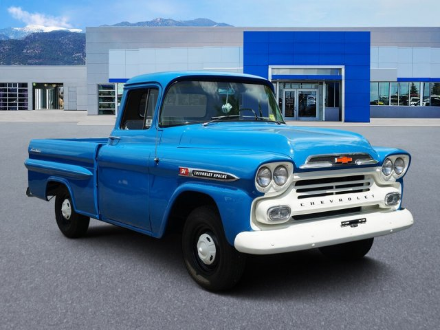 Pre-Owned 1959 Chevrolet Apache