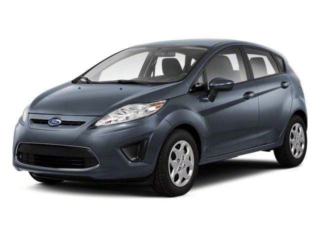 Pre-Owned 2011 Ford Fiesta SES