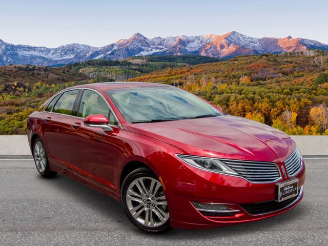 Pre-Owned 2013 Lincoln MKZ Hybrid