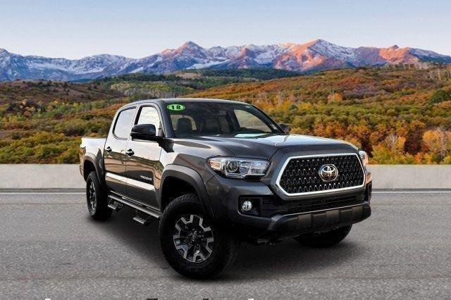 Pre-Owned 2018 Toyota Tacoma