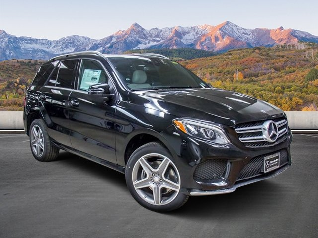 New Mercedes Benz Gle Gle Suv In Colorado Springs