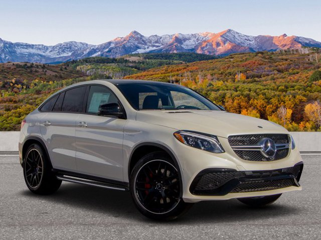 New 2019 Mercedes Benz Gle Amg Gle 63 S Coupe Coupe In Colorado