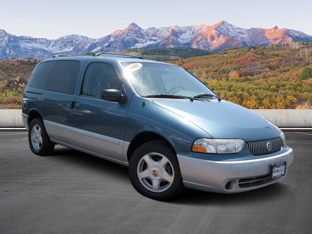 Pre-Owned 2002 Mercury Villager Value
