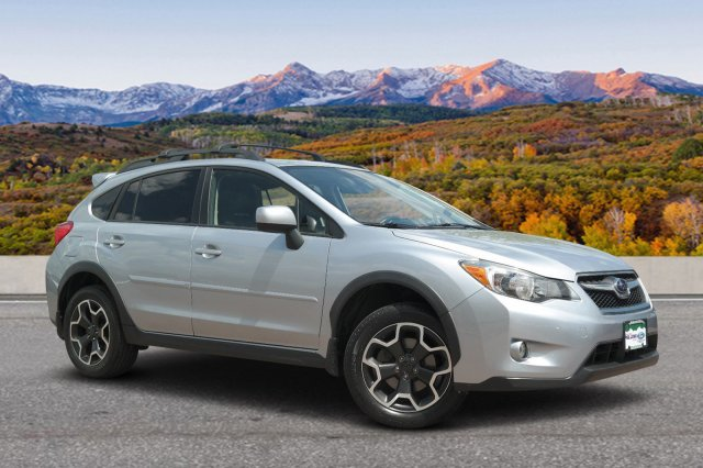 Pre-Owned 2013 Subaru XV Crosstrek Limited With Navigation & AWD