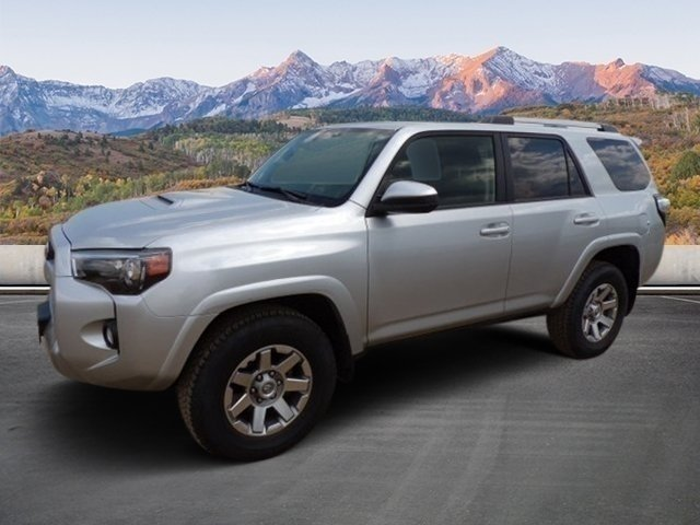 Pre Owned 2016 Toyota 4Runner Sport Utility in Colorado Springs