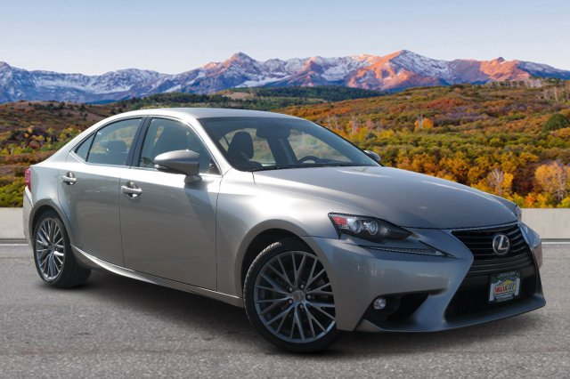 Pre-Owned 2015 Lexus IS 250