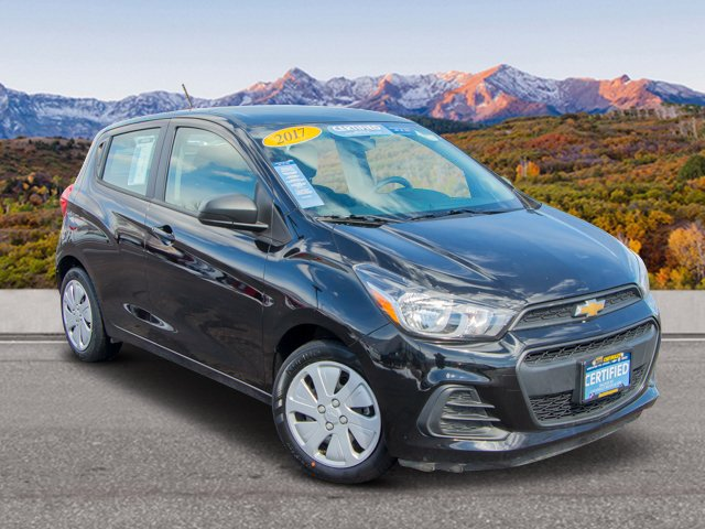 Pre-Owned 2017 Chevrolet Spark LS