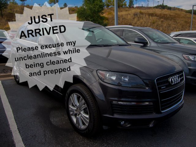 Pre-Owned 2009 Audi Q7