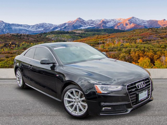 Pre-Owned 2015 Audi A5 Premium Plus