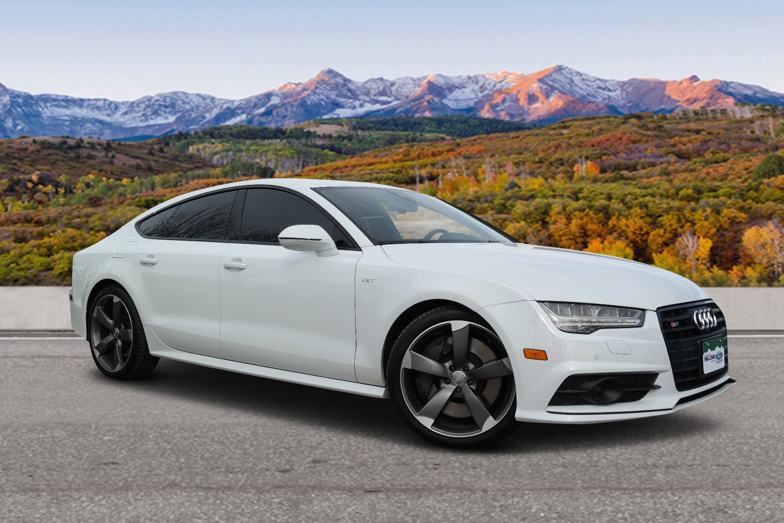 Pre-Owned 2016 Audi S7