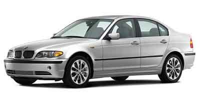 Pre-Owned 2002 BMW 3 Series 330i