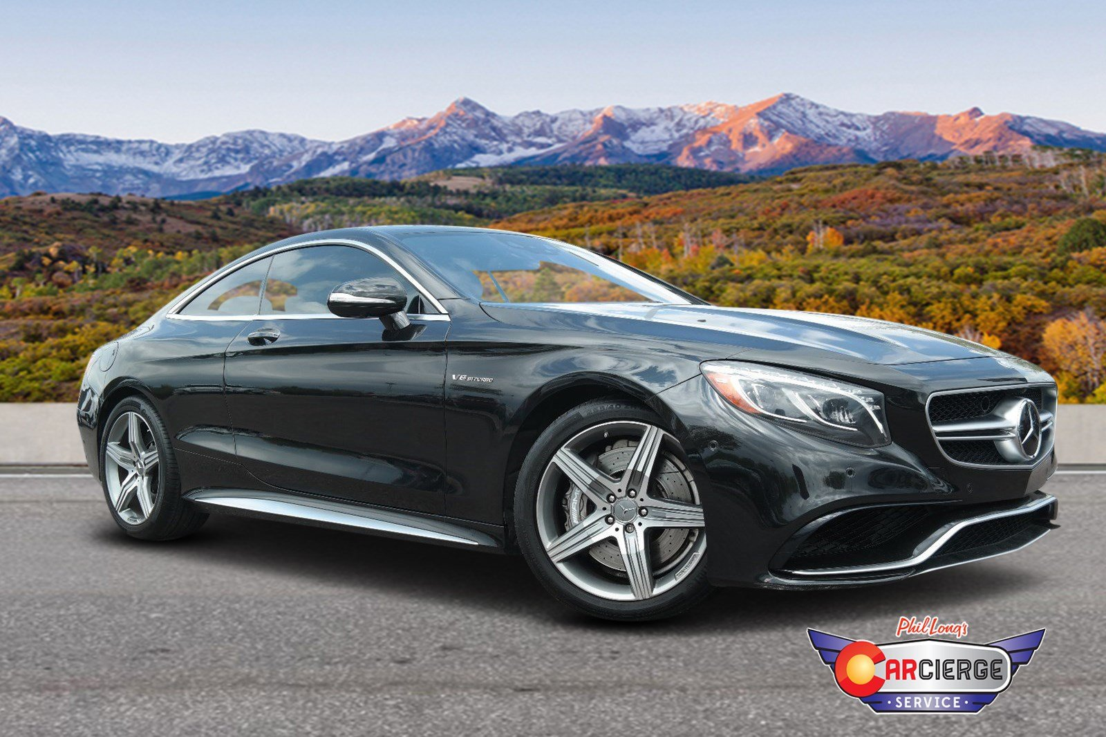 Pre-Owned 2015 Mercedes-Benz S-Class AMG® S 63 Coupe Coupe in ...