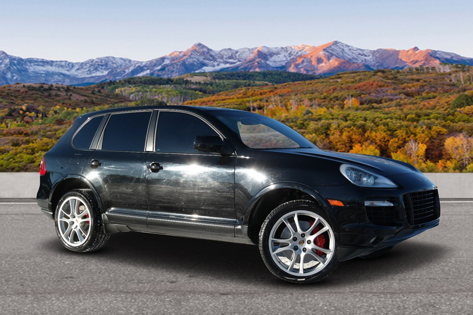Pre-Owned 2009 Porsche Cayenne Turbo S