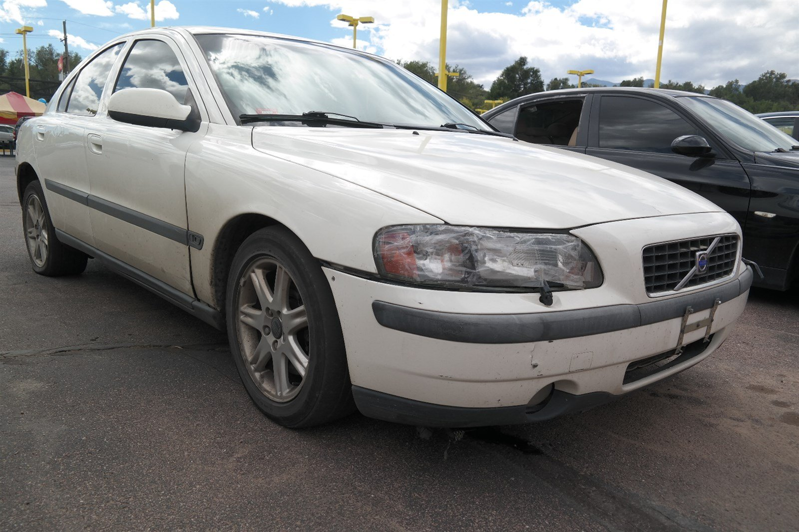 Pre-Owned 2003 Volvo S60 2.5L Turbo