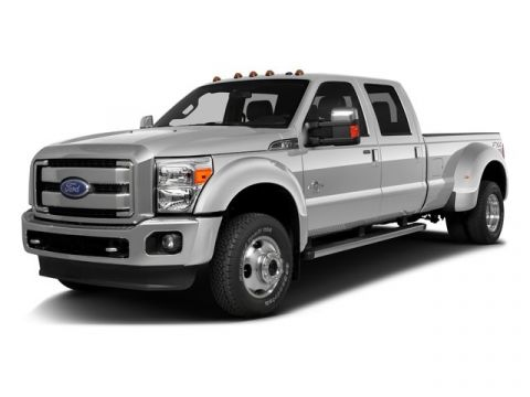 Pre-Owned 2016 Ford Super Duty F-350 DRW 4x4 CC DRW