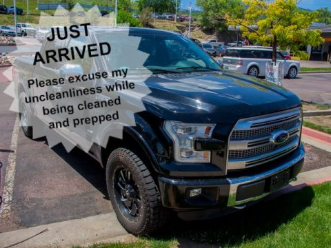Pre-Owned 2016 Ford F-150 4WD CC