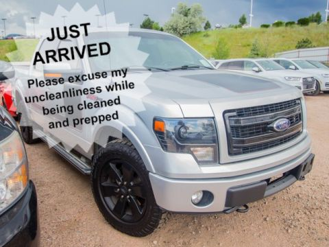 Pre-Owned 2013 Ford F-150 4WD CC