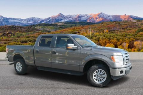 Pre-Owned 2012 Ford F-150 XLT w/HD Payload Pkg
