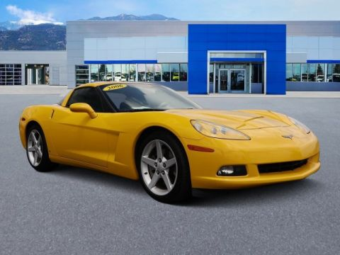 Pre-Owned 2006 Chevrolet Corvette