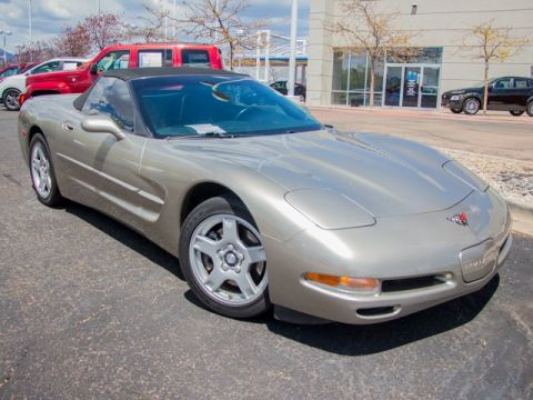 Pre-Owned 1998 Chevrolet Corvette