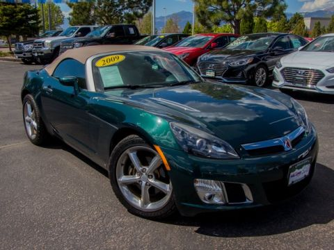 Pre-Owned 2009 Saturn Sky Red Line