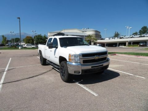 Pre-Owned 2008 Chevrolet Silverado 2500HD LTZ