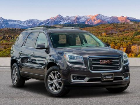 Pre-Owned 2013 GMC Acadia SLT