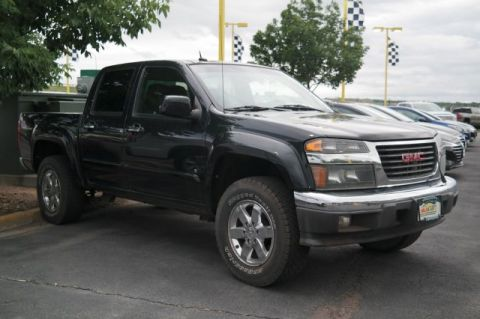 Pre-Owned 2009 GMC Canyon SLT