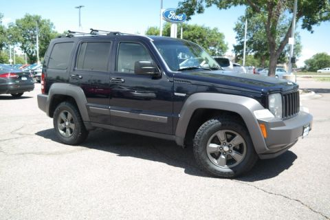 Pre-Owned 2011 Jeep Liberty Renegade