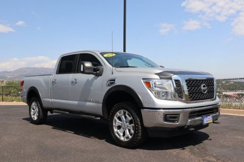 Pre-Owned 2016 Nissan Titan XD SV