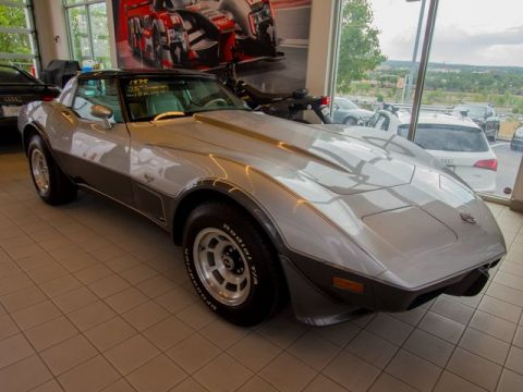 Pre-Owned 1978 Chevrolet Corvette