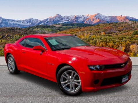 Pre-Owned 2015 Chevrolet Camaro LS