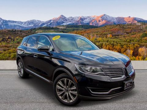 Pre-Owned 2016 Lincoln MKX Reserve