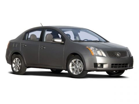 Pre-Owned 2008 Nissan Sentra