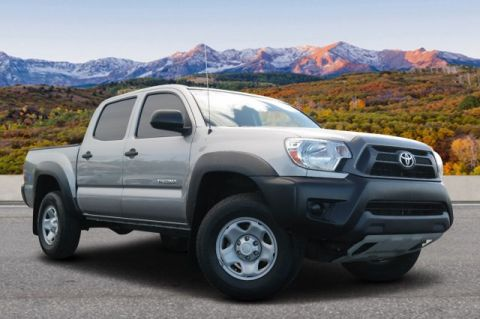 Pre-Owned 2015 Toyota Tacoma