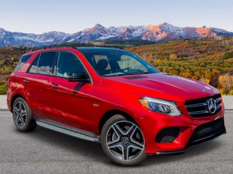 Certified Pre-Owned 2017 Mercedes-Benz GLE AMG® GLE 43 SUV