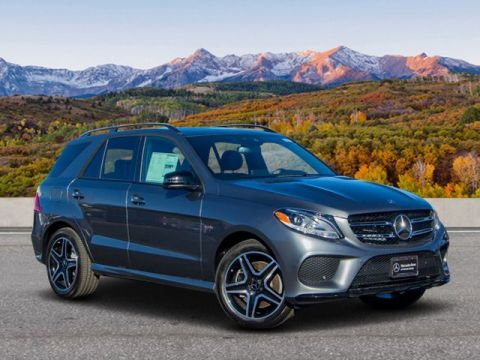 Pre-Owned 2019 Mercedes-Benz GLE AMG® GLE 43 SUV