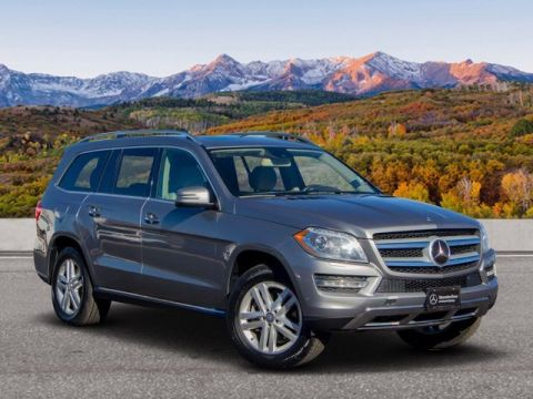Pre-Owned 2015 Mercedes-Benz GL GL 450