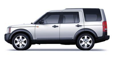Pre-Owned 2007 Land Rover LR3 SE