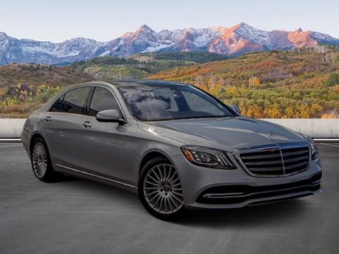 Pre-Owned 2018 Mercedes-Benz S-Class S 560